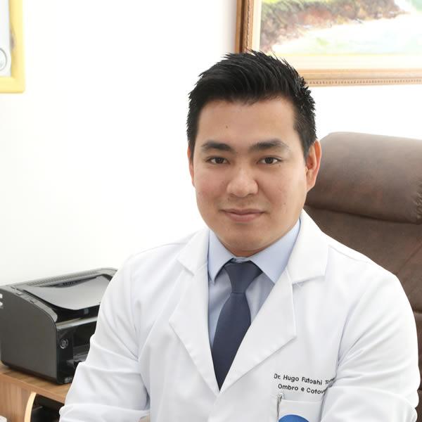 Dr. Hugo Futoshi Toma, Especialista em ombro