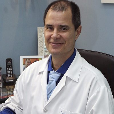 Dr. Leandro Rodrigues, Especialista do joelho
