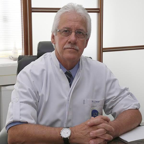 Dr. Luiz Carlos Lenzi, Especialista em mão e cotovelo
