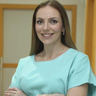 Dra. Laura Elaine Bisol, Anestesiologista